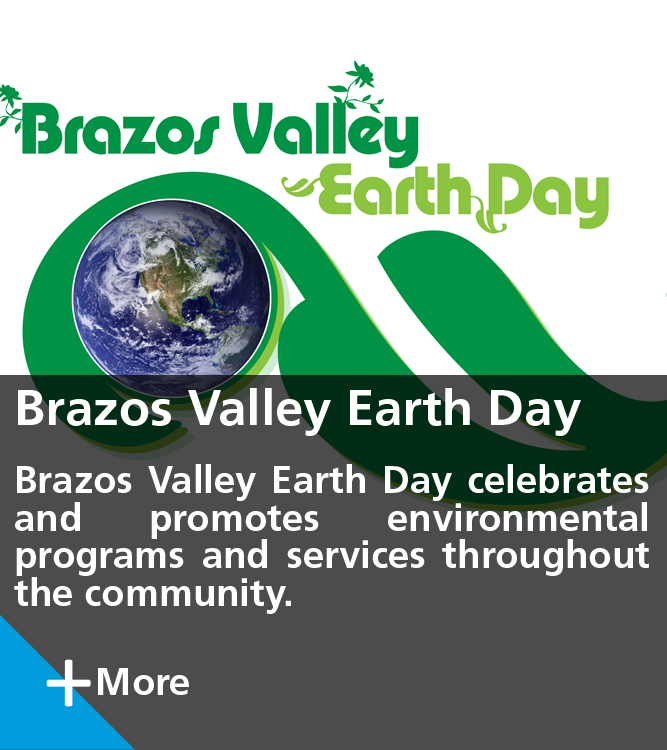 Brazos Valley Earth Day