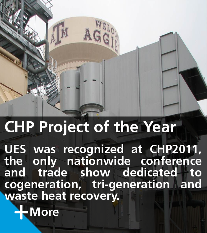 CHP Project of the Year