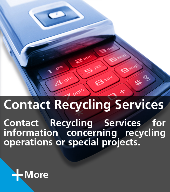 Contact Recycling Services
