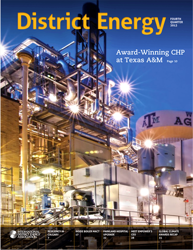 District Energy Magazine Cover
