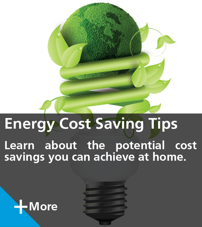 Energy Cost Saving Tips