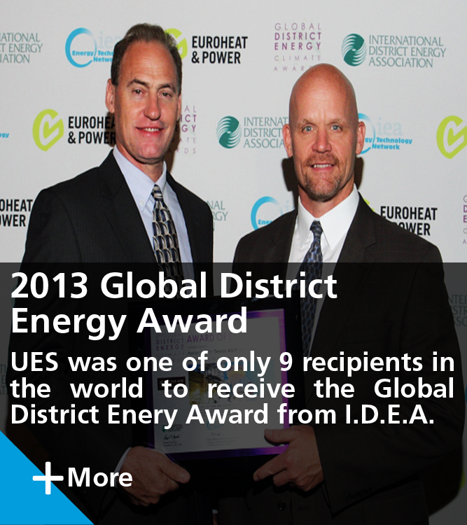 2013 Global District Energy Award