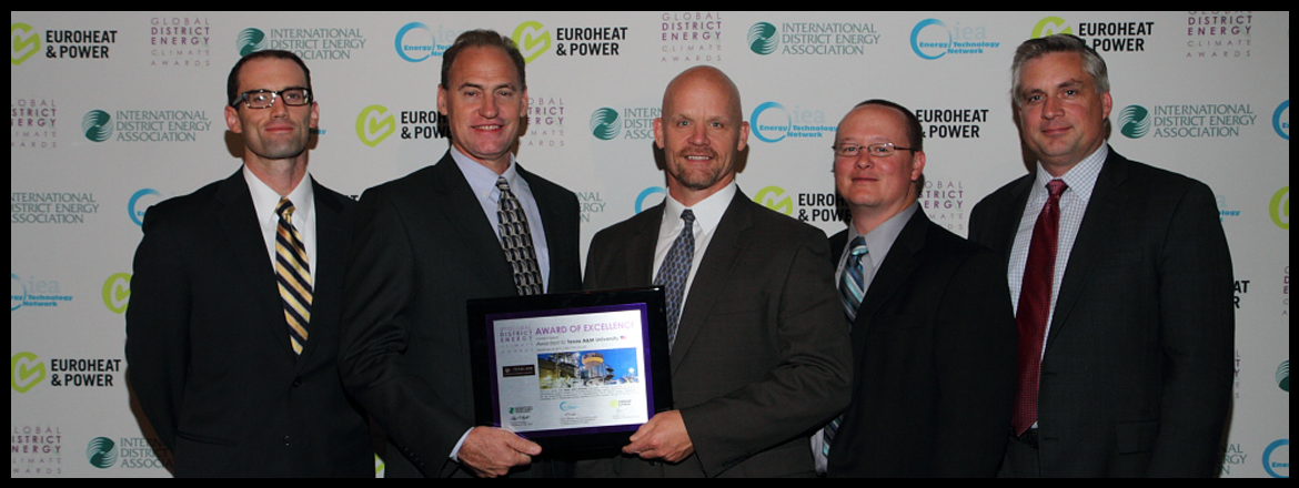 Global District Energy Award (marquee)