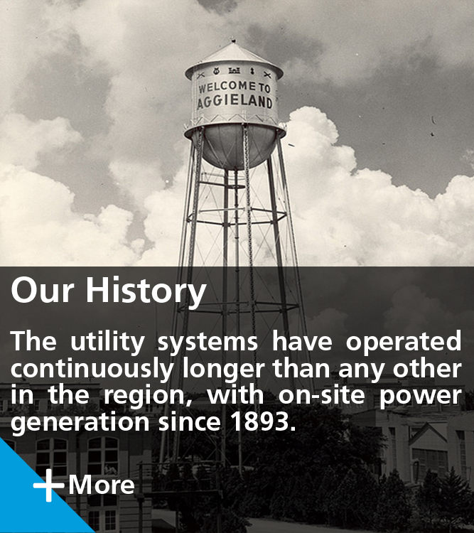 The History of UES Operations