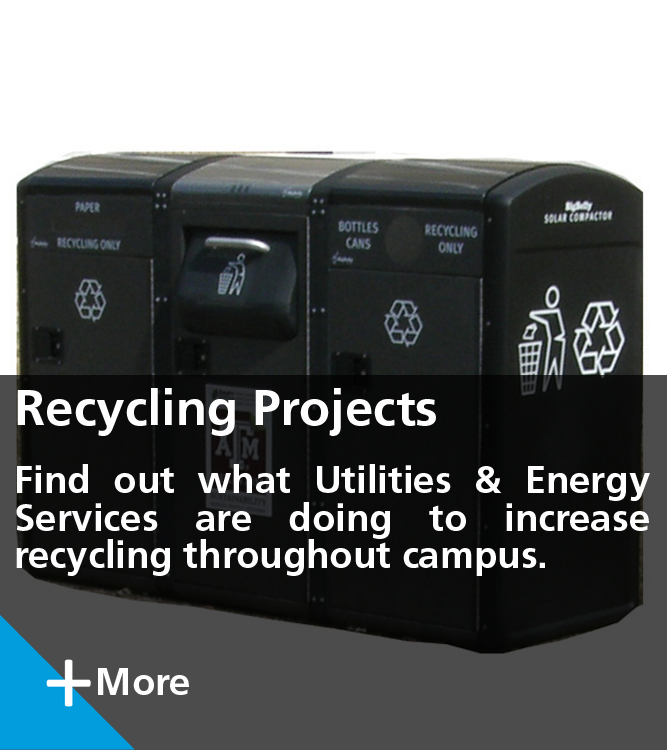 UES Recycling Projects