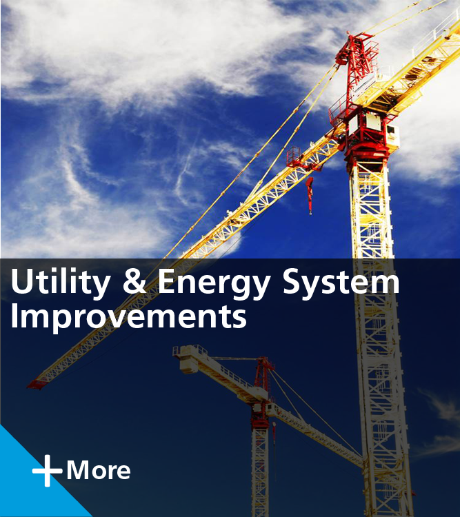 Utility and Energy System Improvements