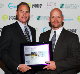 2013 Global District Award (home page)