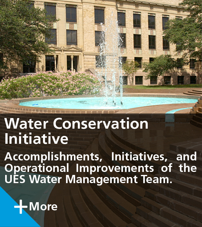 Water Conservation Initiative