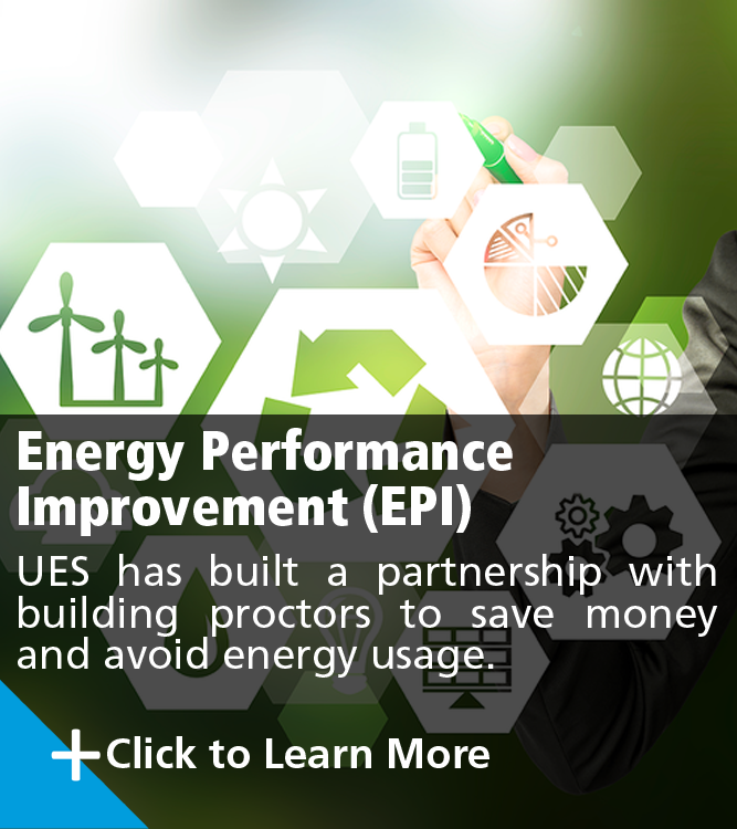 Energy Performance Improvement